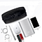 Shockproof Travel Digital Storage Bag Portable Digital USB Cable Charger Earphone Cosmetic Pouch Storage Organizer Bag