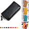 Split Leather Man Car Key Bag Wallet Mulfifunction Holder