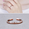 The New Women's Heartbeat Chic Adjustable Rings