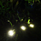Underground Led Solar Garden Lamp Led Path Lights Portable Outdoor Lights Waterproof Led Lamp Spike Light