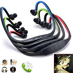 Universal  Bluetooth Wireless Headset Stereo Headphone Earphone