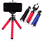 Universal Octopus Leg Portable Adjustable Flexible Tripod Stand with Clip For Mobile Phone Digital Camera Mount Holder