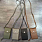 Vintage Women PU Leather Mini Bag Casual Change Purse Crossbody Cell Phone Bags