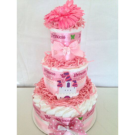 High End Diaper Cakes