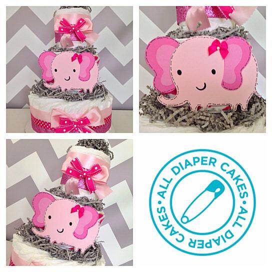 Cake Designer Diaper Bags