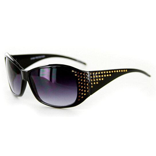 buy quot plaza quot designer sunglasses faux crystals medium