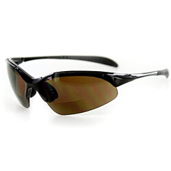 """Stone Creek® LX1"" Ladies Sports Wrap-Around Bifocal Sunglass Readers with 100%UV Protection"