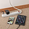 6 Outlet Power Strip With 2 USB 2.0 Amp Outlets