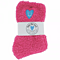 6 Pairs: Super Soft Fuzzy Socks – Assorted Styles