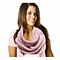 Speckled Knit Infinity Scarf - Assorted Colors