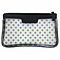 Transparent Polka Dot Essentials Case
