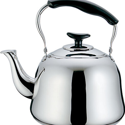 Buy 5 0 liter stainless steel tea kettle by alpine cuisine for Alpine cuisine tea kettle