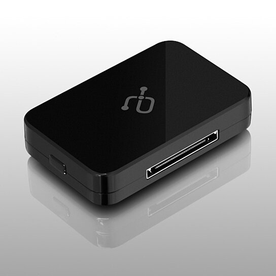 Buy 30-Pin Bluetooth Audio Receiver By Aluratek On OpenSky