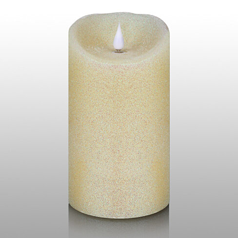 Buy 7 Flameless Led Wax Candle By Aluratek On Opensky