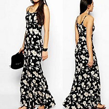 'Like A Dream' Printed Maxi Dress