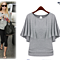 Women Summer Casual Blouse Shirt Loose T-Shirts Tops