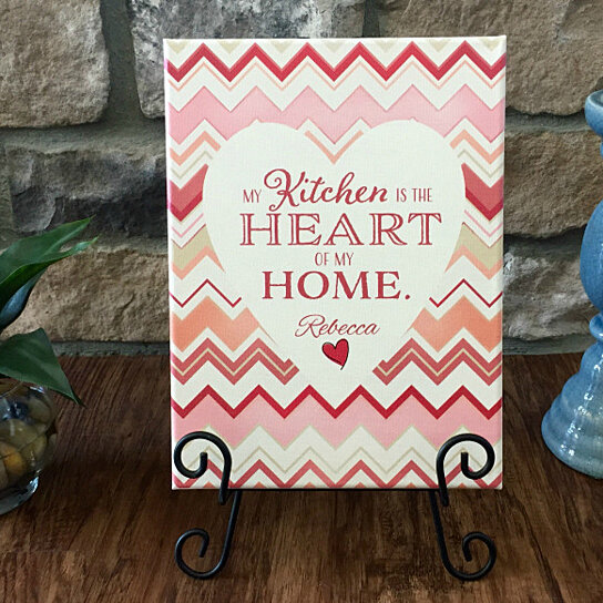 Personalized Kitchen Signs