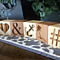 Scrabble Letters and Symbols Blocks