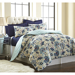 6 piece comforter/coverlet sets