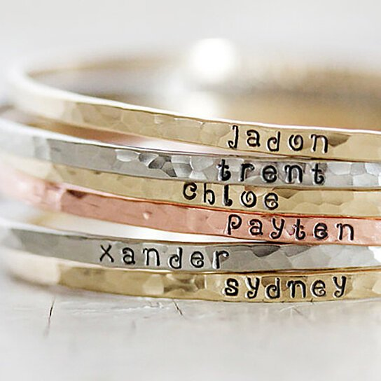 bangles bracelet bangle for women personalized bracelets