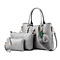 Shoulder Bag 3 Pieces/Set Femal Tote Messenger Bag