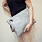 Simple and Stylish Large Capacity Clutch
