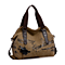 Vintage Women's Bag Canvas Handbag Female Shoulder Bag Tote