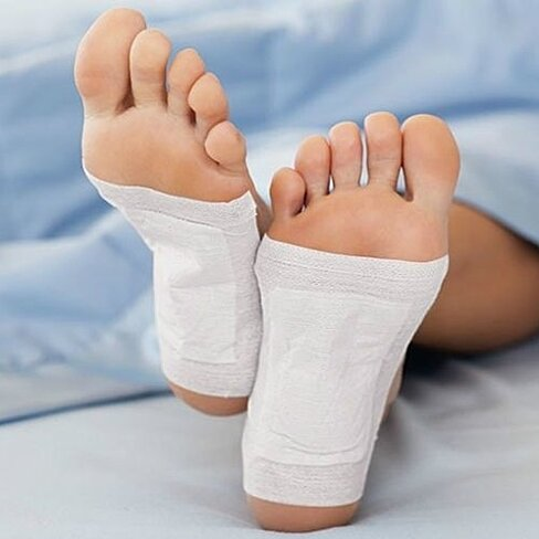 10 Detox Foot Pads Patches