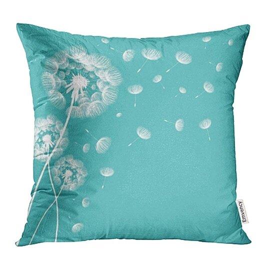 Pillow Cover Blow flower