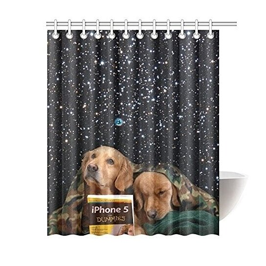 Bath Shower Curtain 60x72