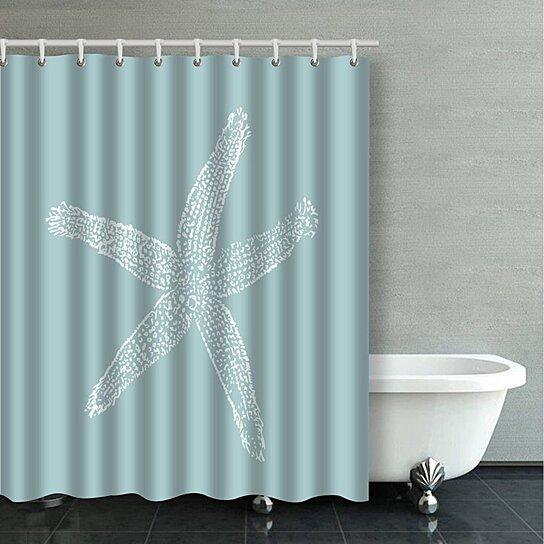 Vintage Starfish Ilration