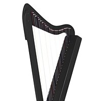 HARPSICLE® HARP - Black Color