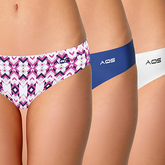 feaaa19c4f2 Buy AQS Ladies Seamless Geometric