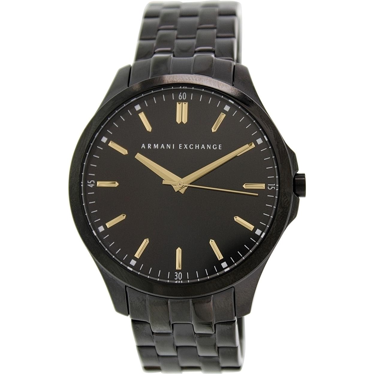 s watches armani exchange s ax2144 black