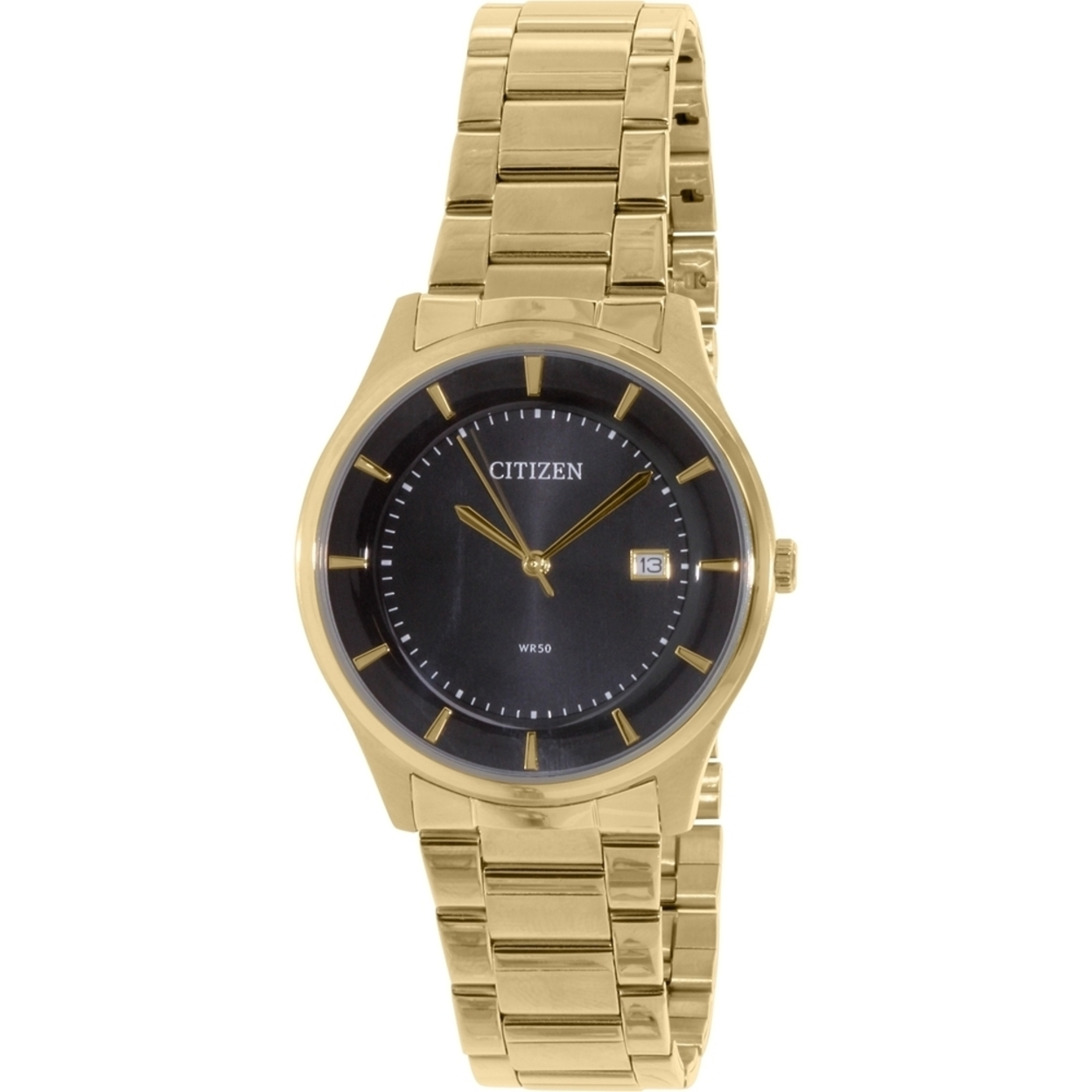 s watches citizen s bd0042 51e gold stainless