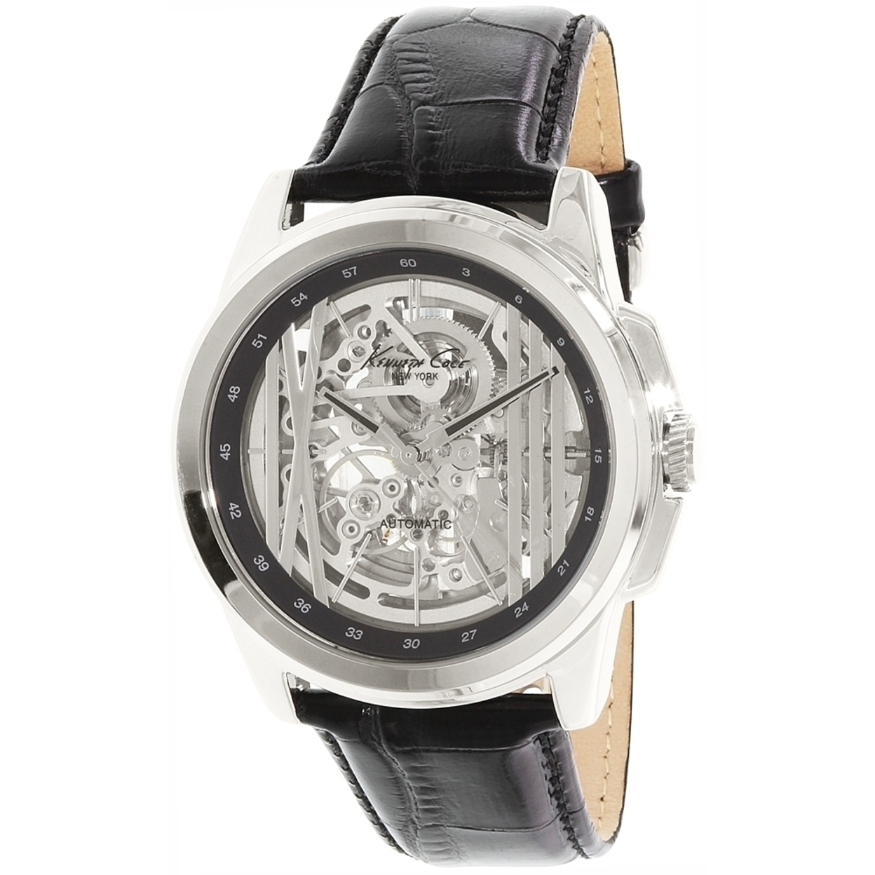 s watches kenneth cole s new york kc8100 black