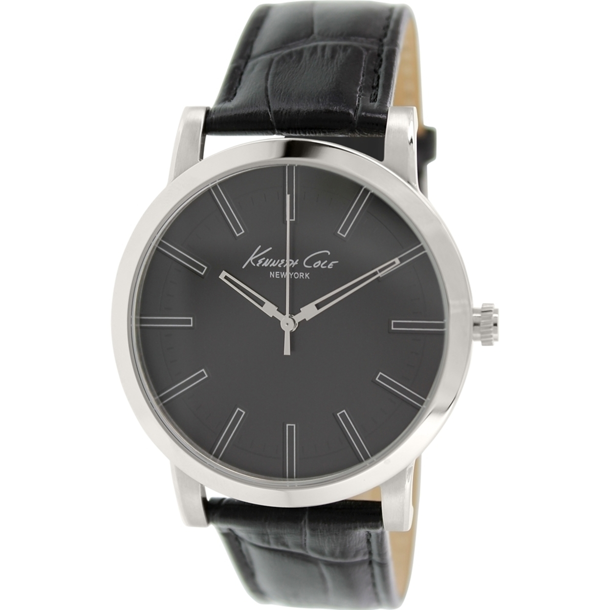 s watches kenneth cole s slim kc1997 black