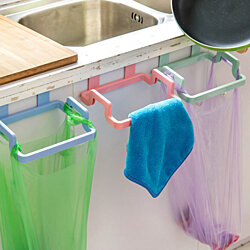 Garbage Bag Rack Cabinet