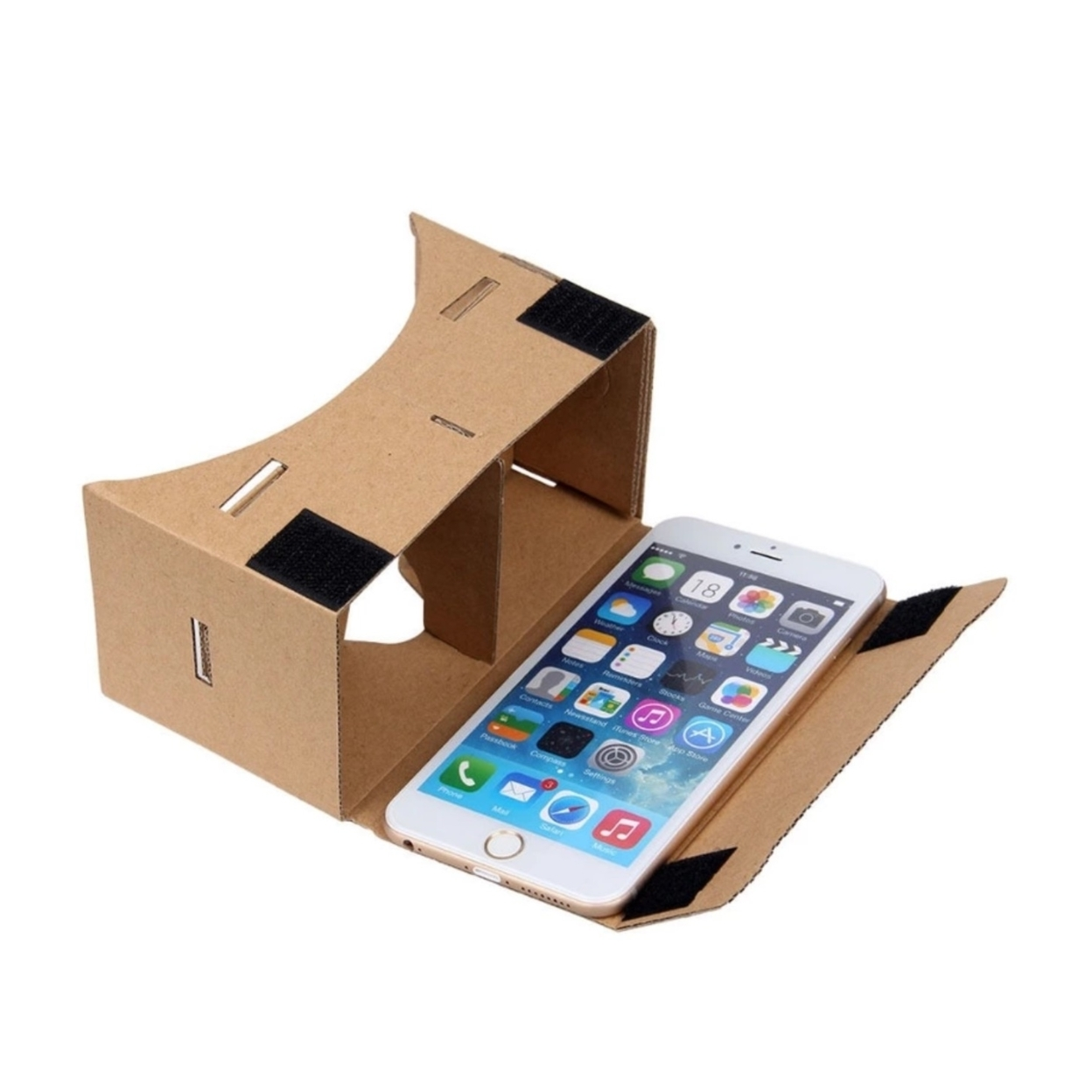 DIY VR 3D Google Mobile Phone Glasses for iPhone / Samsung / Google Nexus 6 56d2176c6a3d6f88598b4f1a