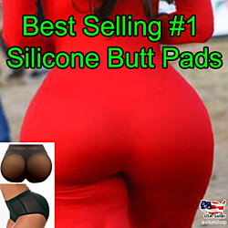 25aa089bb BIG Butt Pad Hip Up Silicone Buttocks Pads Set Enhancer body Shaper Panty  Tummy Control Girdle
