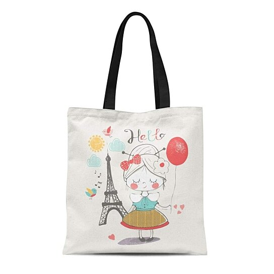 Graphic Get it babygirl Tote Bag and others