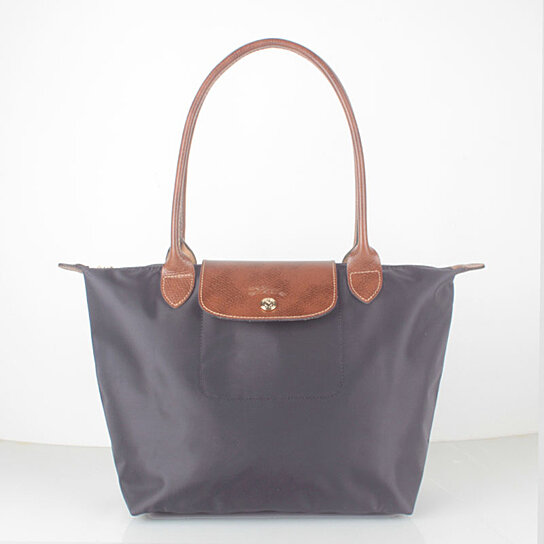 1d73a1b17b Trending product! This item has been added to cart 6 times in the last 24  hours. Longchamp Le Pliage Small Nylon Tote Bag Bilberry 2605089645.  Longchamp ...