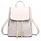 Casual Purse Fashion School Leather Backpack Shoulder Bag Mini Backpack for
