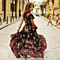 FASHION Women  Vintage Long  Evening Party Beach Dress