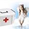 Household items medicine box / medical first aid kit / outdoor storage box / household plastic kits