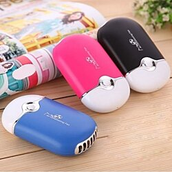 Mini Portable Rechargeable Air Conditioner