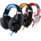 Professional headset computer game music headset with microphone bass bright luminous