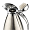 Vacuum stainless steel insulation pot  warm coffee pot European-style vacuum teapot