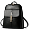 Womens Backpack PU Leather Lightweight Casual Daypack Fashion Girls Bag