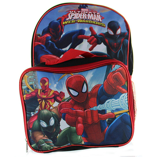 Buy 2 piece set disney character backpack with lunchbox for Decor 6 piece lunchbox